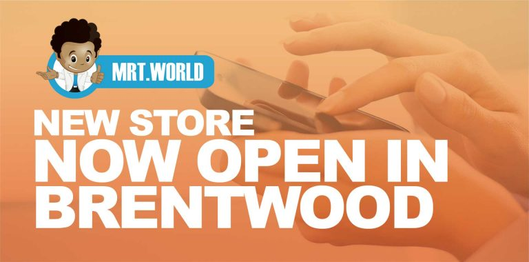 Brentwood shop now open!