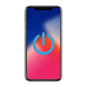 iphone x reset repair
