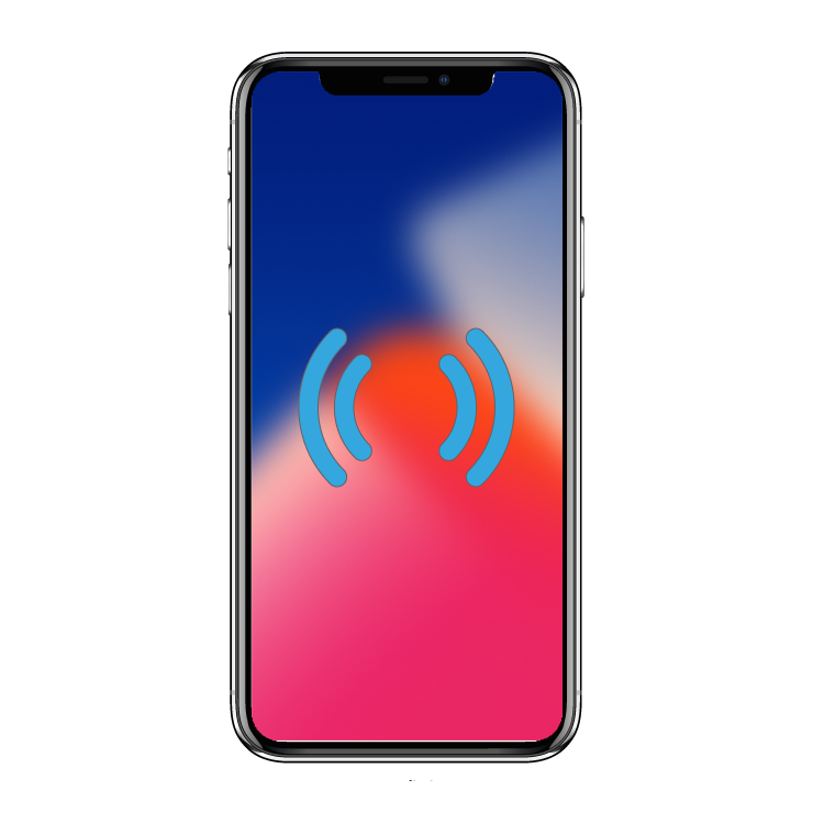 iphone x vibration repair
